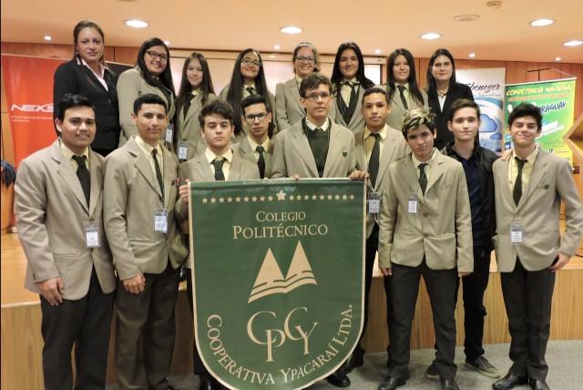 Escuela y Colegio Cooperativa Ypacaraí